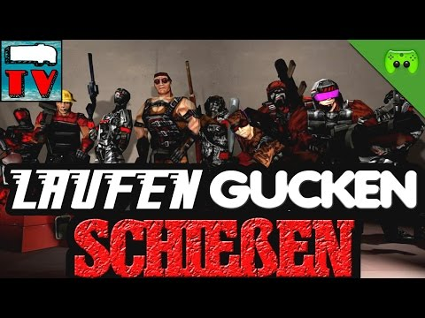 TEAM FORTRESS - laufen, gucken, schießen # 17 «» Let's Play Team Fortress Classic | Deutsch Full HD