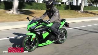 4. 2013 Kawasaki Ninja 300 First Ride