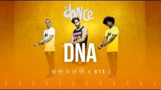 Video DNA - (방탄소년단) BTS  | FitDance Life (Choreography) K-POP Dance Video MP3, 3GP, MP4, WEBM, AVI, FLV Januari 2018