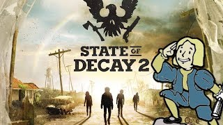 State Of Decay 2 REVIEW - Post Apocalyptic On A Budget