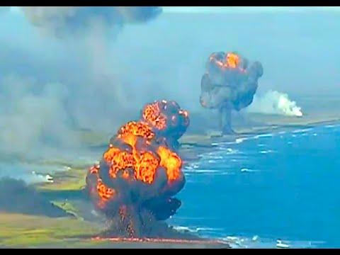 Самые крупномасштабные военные учения России \Восток-2014\ Камчатка Приморский край Тихий океан - DomaVideo.Ru