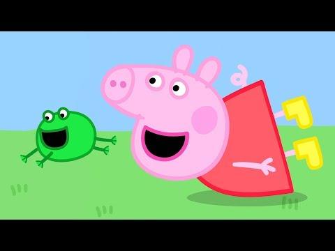 Peppa Pig en Español completos  La gran carrera  Compilación de 2019  Dibujos Animados