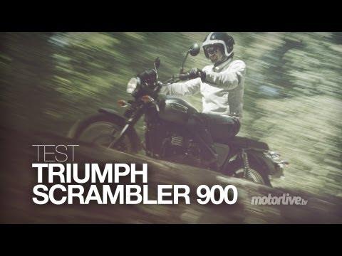 TEST | Triumph Scrambler 900, la liberté retrouvée !