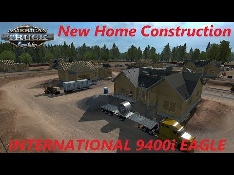 International 9400I Eagle for 1.32.x