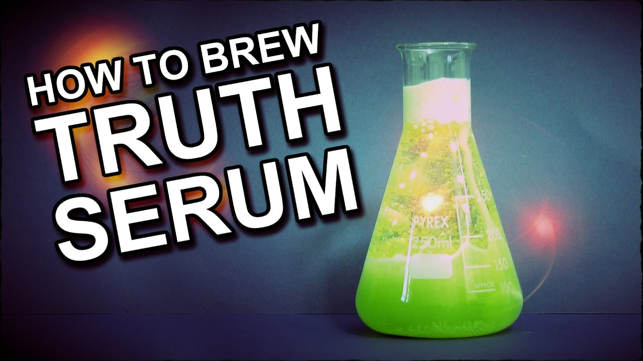 How To Make A Truth Serum Potion