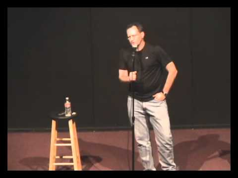 Baby Boomer Comedy Show - Kent on Sprint