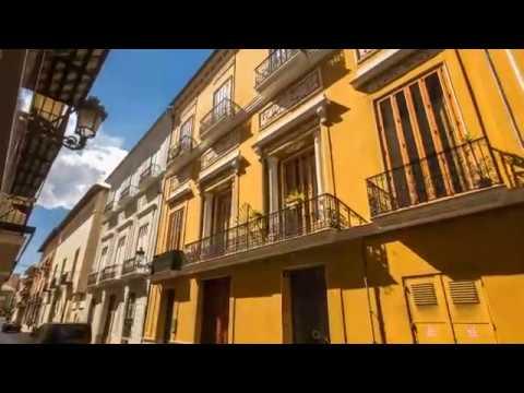 Fontanars del Aforins-Moixent-Montesa-Xàtiva- Versión smartphone-Timelapse Comunitat Valenciana