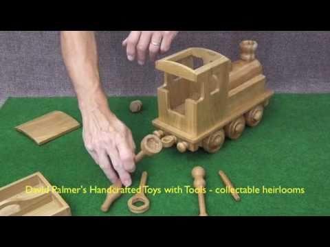 "Building a 14"" wooden Backyard Railroad Train, Part 2"
