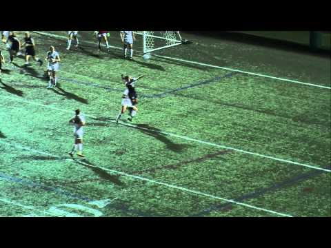 Women's Soccer Highlights: Stevenson versus #1 Messiah