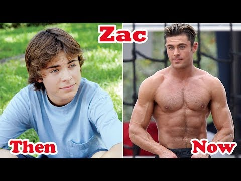 Baywatch Stars ★ Then and Now [New and Old Cast]