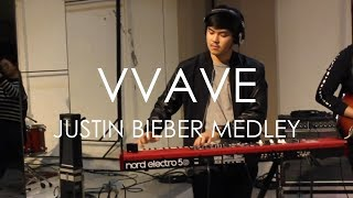 Download Lagu Justin Bieber Medley - VVAVE (Live Recording Session) Mp3