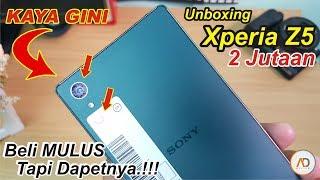Video Unboxing XPERIA Z5 - 2.1 Juta. Order MULUS Tapi Dapatnya KAYA GINI.!! MP3, 3GP, MP4, WEBM, AVI, FLV Februari 2018