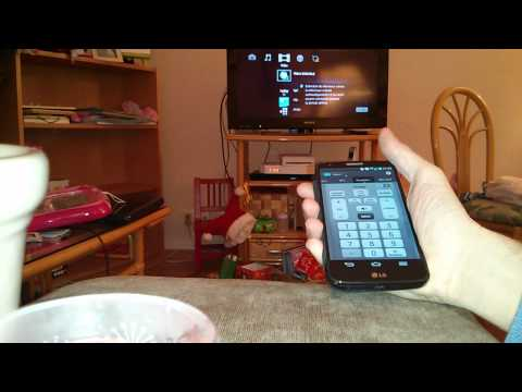 Watch 'Quick Remote avec LG G2 '