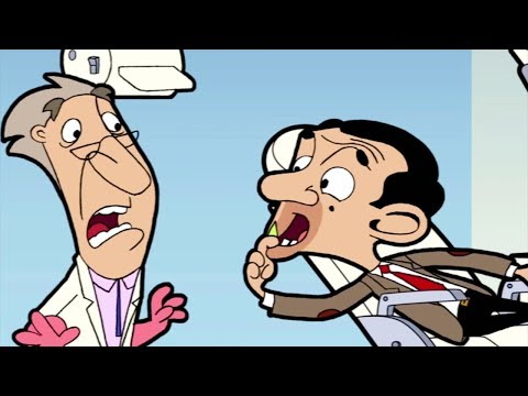 Mr Bean Animated Series | The Dentist | Full Episodes Compilation | Cartoons for Children