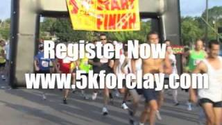 5k For Clay - 2010 Promotional Video