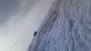 Arrival in Chesterfield Inlet on 29/03/2018