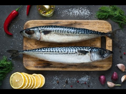 Мастер класс разделке рыбы