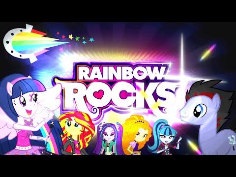 LaDix Reacts - Rainbow Rocks