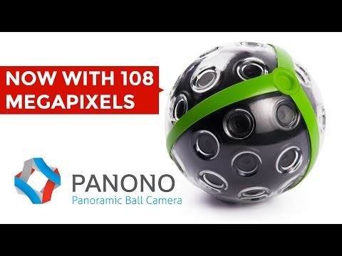 0 Panono   Panoramic Ball Camera