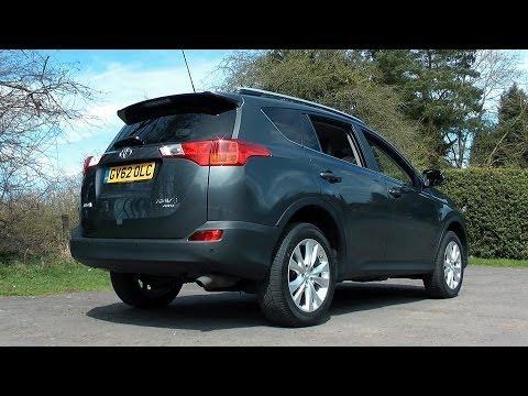 Toyota RAV 4 Review