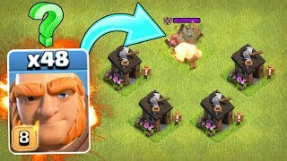 Video WHATS HIDDEN INSIDE THE BUILDERS HUTS!? 🔥 Clash Of Clans 🔥 GIANT SURPRISE!! MP3, 3GP, MP4, WEBM, AVI, FLV Agustus 2017