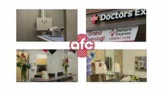 Doctors Express Bridgeport Grand Opening Video