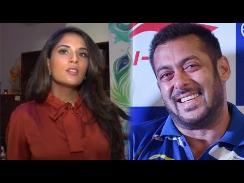 Richa Chadda's Take On Salman Khan Appointed As