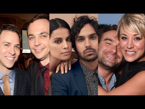 The Big Bang Theory ... and their real life partners