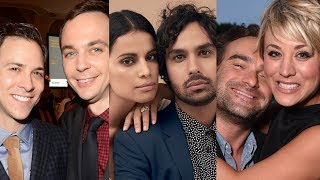 Video The Big Bang Theory ... and their real life partners MP3, 3GP, MP4, WEBM, AVI, FLV Mei 2019