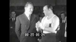 Jack Sharkey Training, 1930