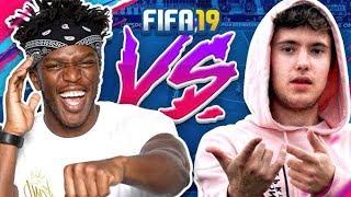 KSI VS QUADECA - FIFA 19