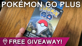 FREE POKÉMON GO PLUS GIVEAWAY!! by Trainer Tips
