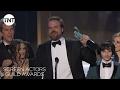 Stranger Things Cast Acceptance Speech  23rd Annual SAG Awards  TNT waptubes