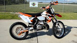 8. 2012 KTM 300XC 2 Stroke with Rekluse Auto Clutch: Overview and Review