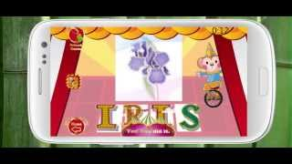 Learn ABC A to I simple words YouTube video