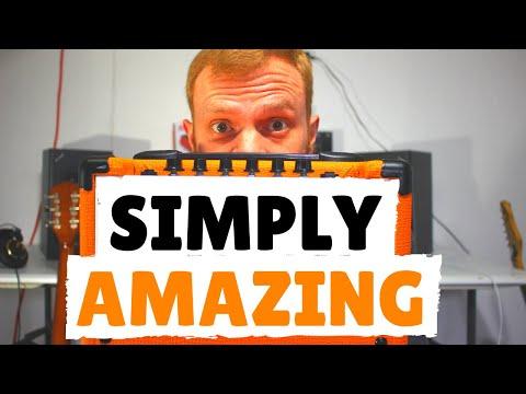 Orange Crush 12 Review || Best Guitar Amp Under 100