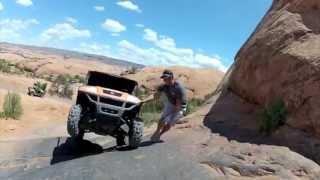 5. Le désert de MOAB (UTAH) en KYMCO UXV 500