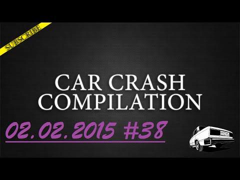 Car crash compilation #38 | Подборка аварий 02.02.2015