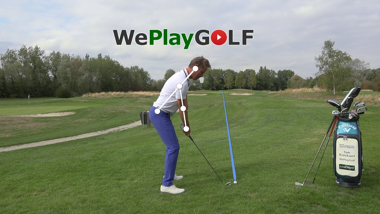 Why is your practice swing better than your actual golf swing?