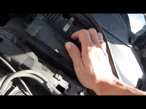 Как снять крыло форд фокус 2 дорестайл