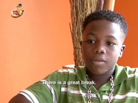 Caribbean Kids News Tumba is in your blood? 08-02-10