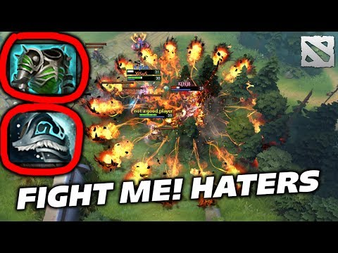 Miracle [FIGHT ME! HATERS] Cuirass Shiva - Shadow Fiend Dota 2