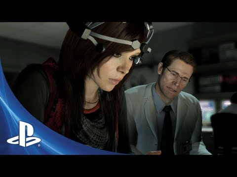 BEYOND: Two Souls Tribeca Trailer