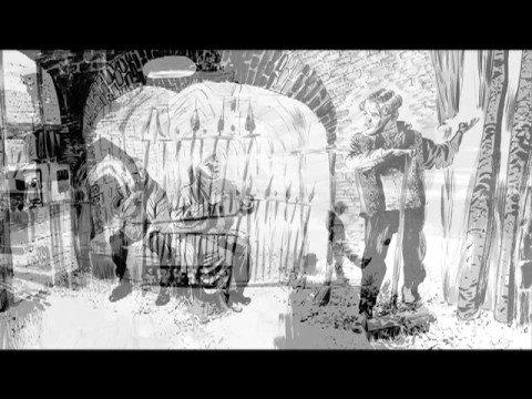 Neil Gaiman:  Graveyard Book