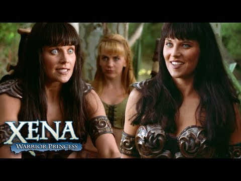 Xena Meets Her Doppelganger | Xena: Warrior Princess