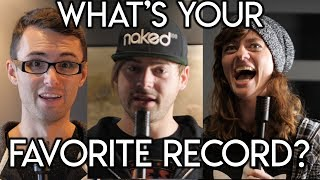 Video Asking Music Youtubers:  What's your Favorite Record? | Spectre Sound Studios MP3, 3GP, MP4, WEBM, AVI, FLV November 2018
