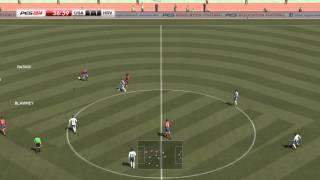 PES 2014 - The Final - USA 3 - 1 Croatia