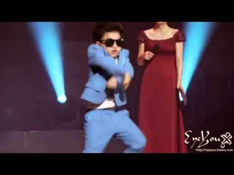 Niño De 5 Años - El Mejor Bailador De Gangnam Style