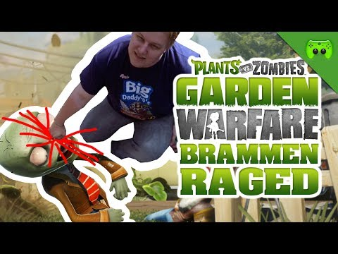PVZ GARDEN WARFARE # 2 - Brammen RAGED «» Let's Play Plants vs. Zombies Garden Warfare | HD