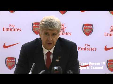 Wenger - Arsene Wenger reaction Arsenal vs Southampton.
